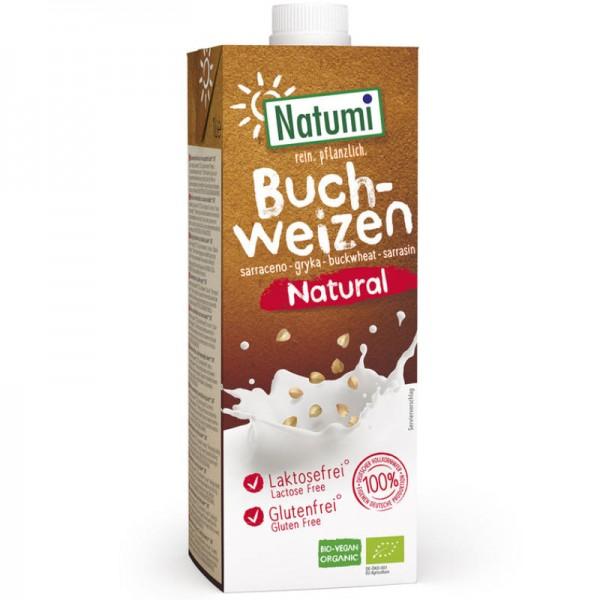Buchweizen Natural Drink Bio, 1L - Natumi