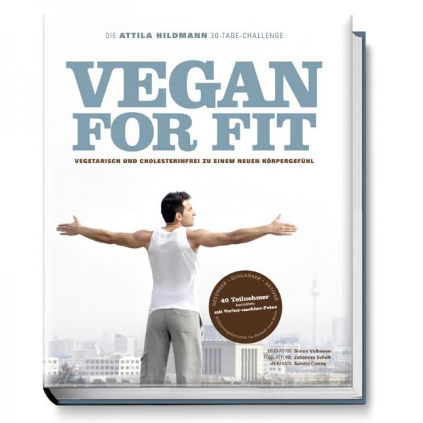 Vegan for Fit - Attila Hildmann