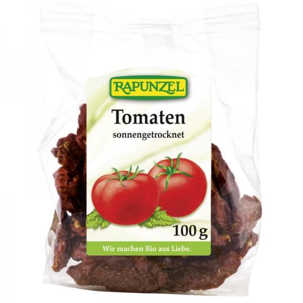Tomaten sonnengetrocknet Bio, 100g - Rapunzel