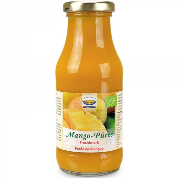 Mango Püree Bio, 250ml - Govinda