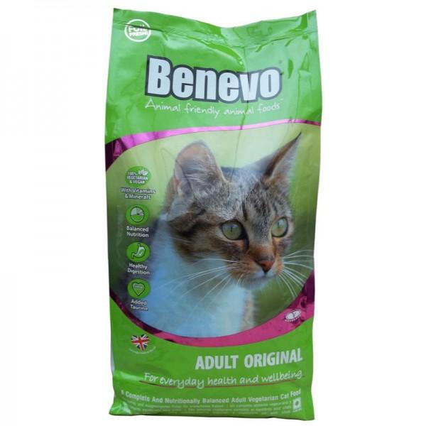 Adult Original Katzen Trockenfutter, 10kg - Benevo