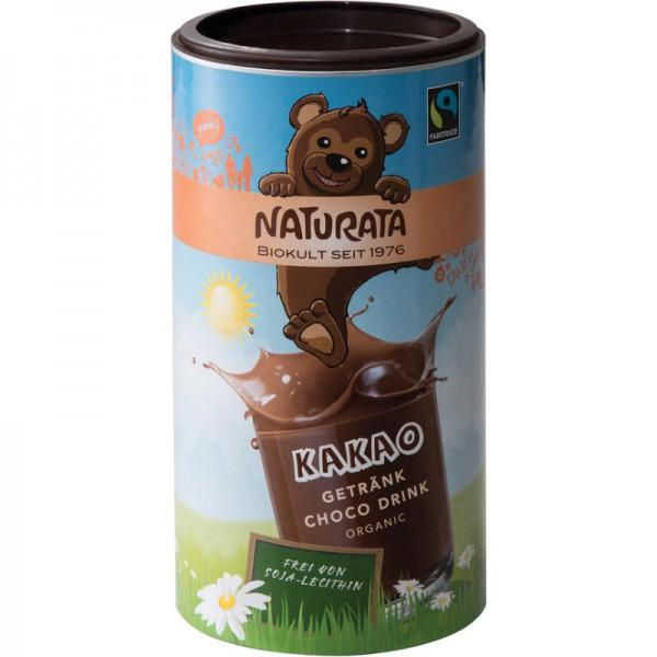 Kakao Getränk Bio, 350g - Naturata