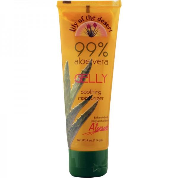 99% Aloe Vera Gelly, 120ml - Natur Kraft Werke