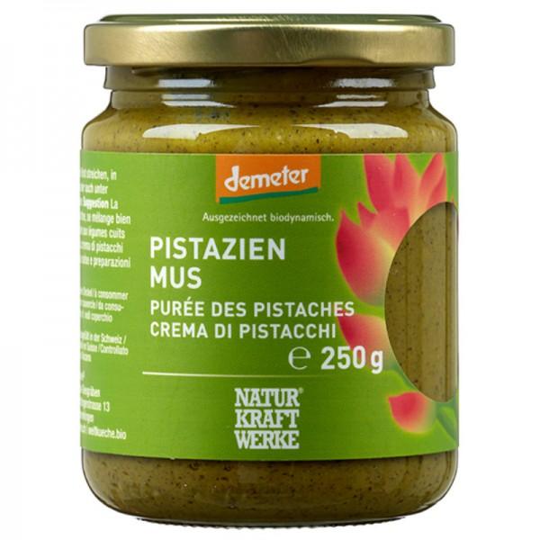 Pistazienmus Demeter, 250g - Natur Kraft Werke
