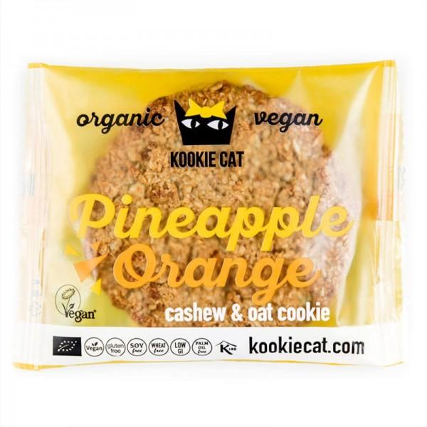 Pineapple Orange Bio, 50g - Kookie Cat