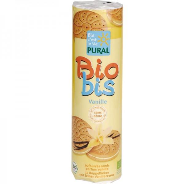 Biobis Vanille Bio, 300g - Pural