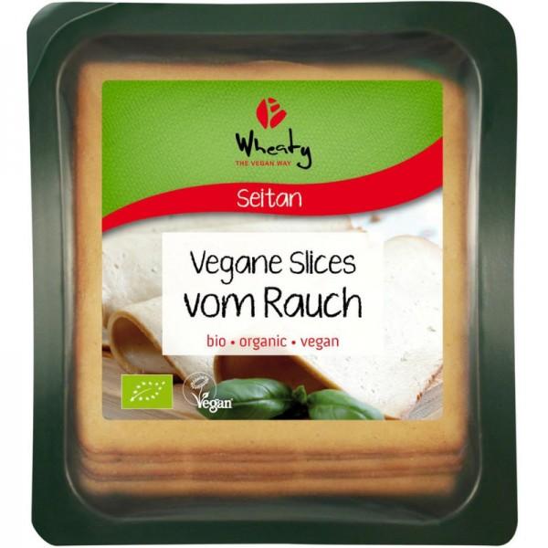Vegane Slices vom Rauch Bio, 100g - Wheaty