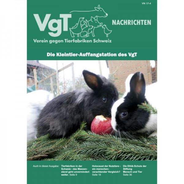 VgT Nachrichten Dezember 2017