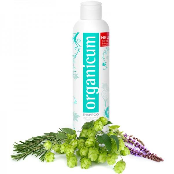 Shampoo, 350ml - Organicum