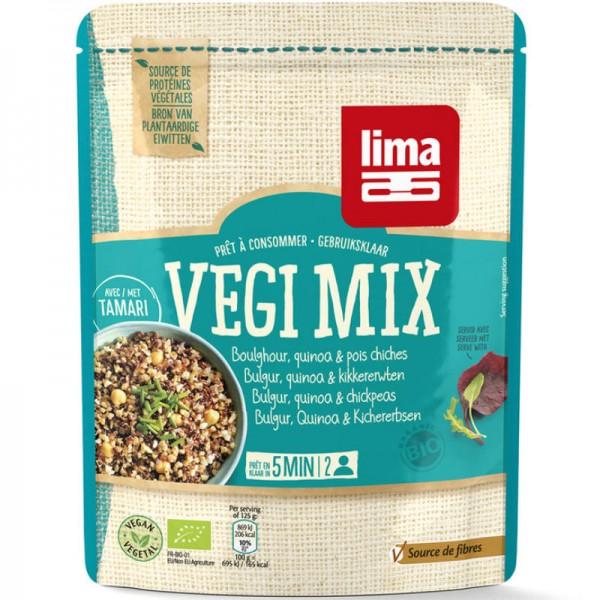 Vegi Mix Bulgur, Quinoa & Kichererbsen Bio, 250g - Lima