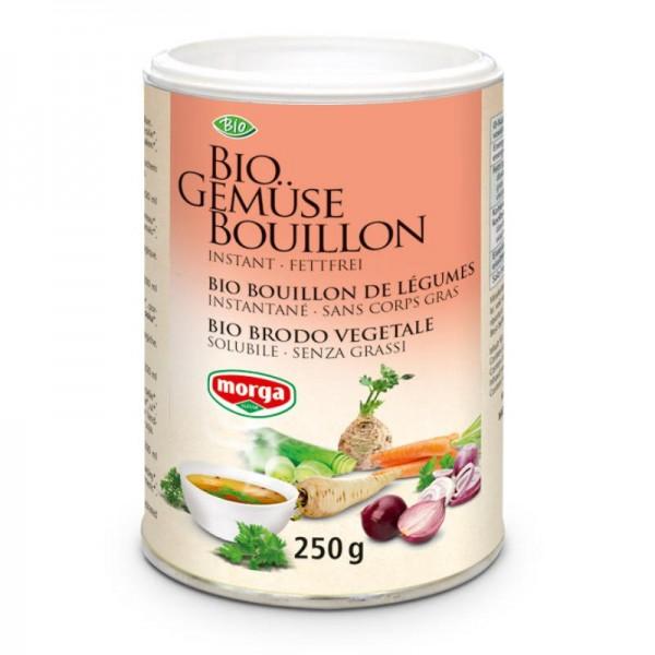 Gemüse Bouillon fettfrei Bio, 250g - Morga