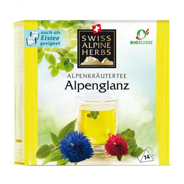 Kräutertee Alpenglanz Tee Bio, 14x1g - Swiss Alpine Herbs