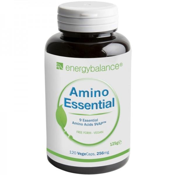 Amino 9 Essential freie Form 700mg, 150 VegeCaps - Energybalance