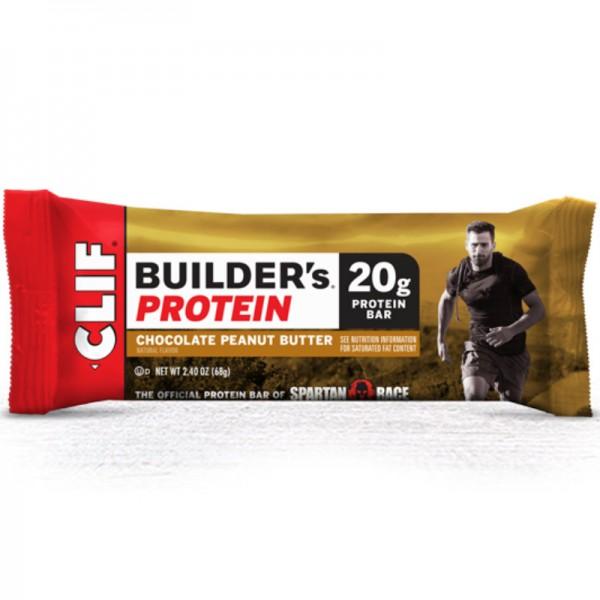 Builder's Protein Chocolate Peanut Butter, 68g - Clif Bar