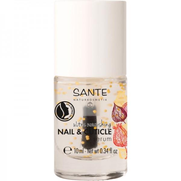 Nail & Cuticle Serum, 10ml - Sante
