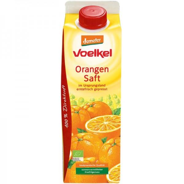 Orangensaft Bio, 1L - Voelkel