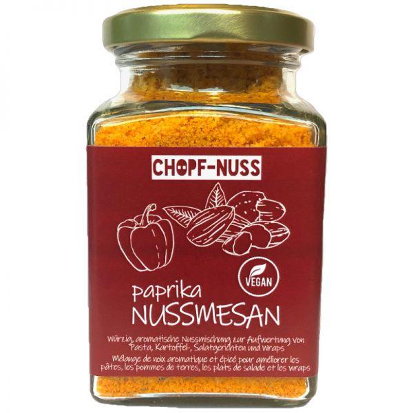 Nussmesan Paprika, 125g - Chopf-Nuss