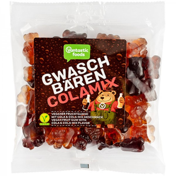 Cola Mix Gwaschbären, 150g - Vantastic Foods