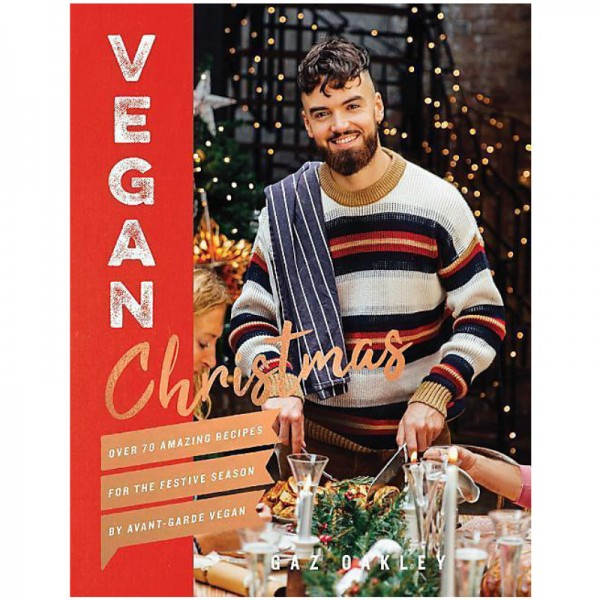 Vegan Christmas - Gaz Oakley