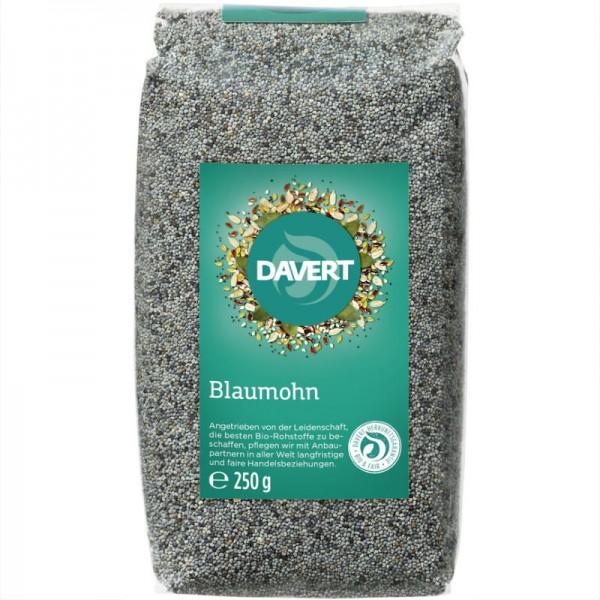 Blaumohn Bio, 250g - Davert