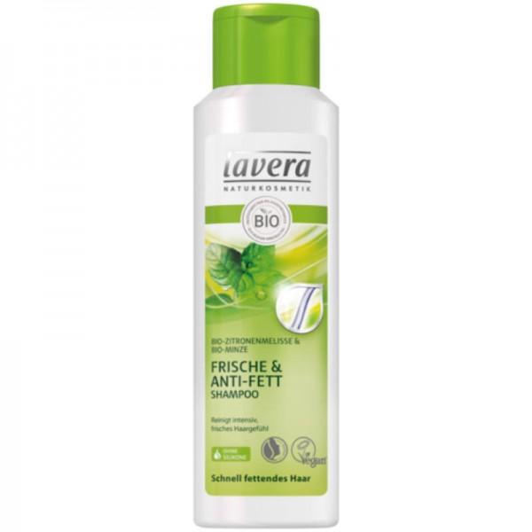 Frische & Anti-Fett Shampoo, 250ml - Lavera