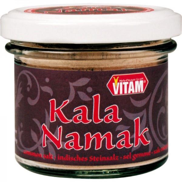 Kala Namak indisches Steinsalz, 100g - Vitam