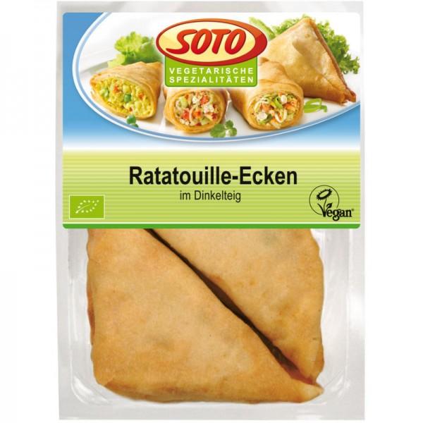 Ratatouille-Ecken Bio, 250g - Soto