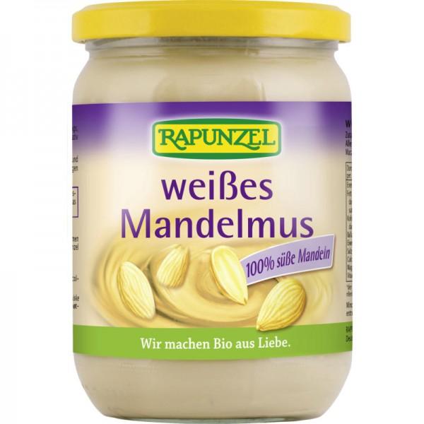 weisses Mandelmus Bio, 500g - Rapunzel