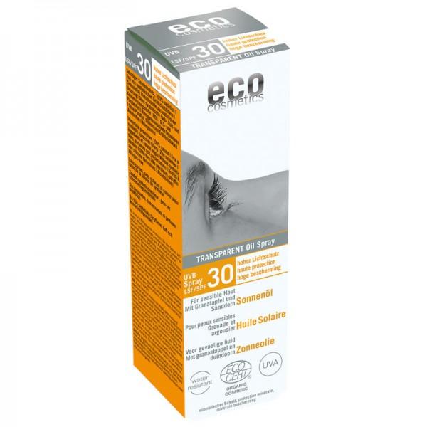 Sonnenöl LSF 30 Spray, 50ml - eco cosmetics