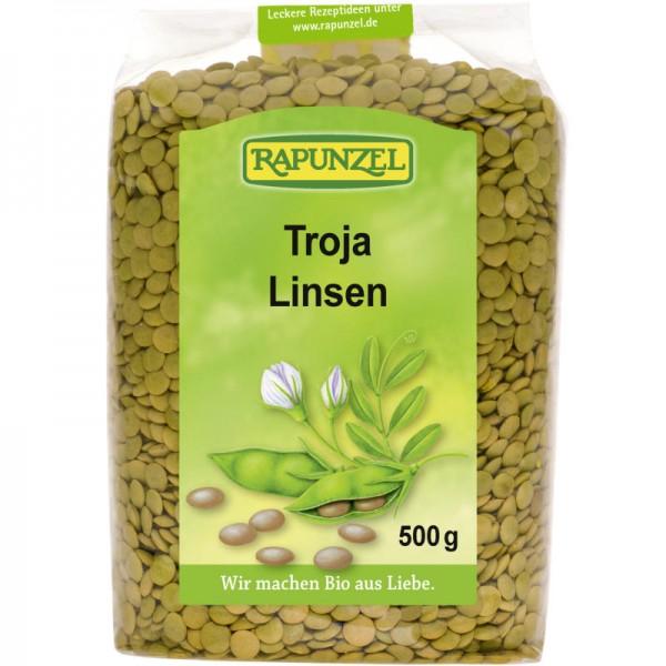 Troja Linsen Bio, 500g - Rapunzel