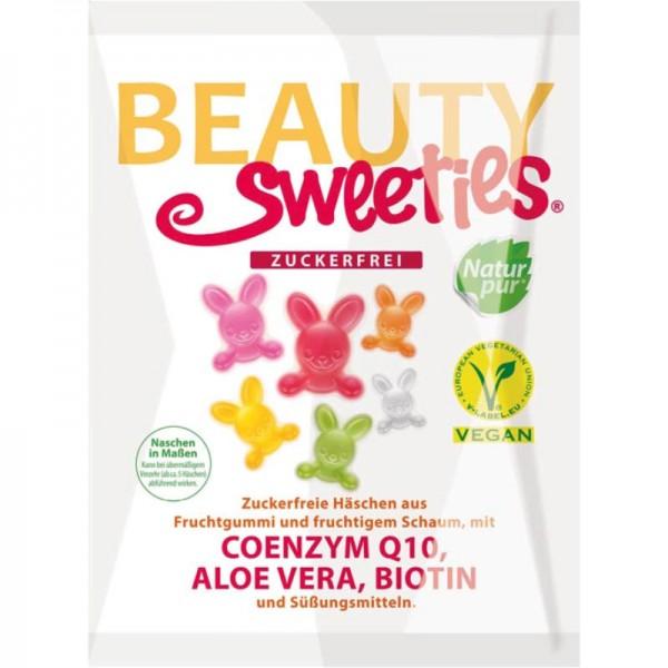 Zuckerfreie Häschen, 125g - Beauty Sweeties