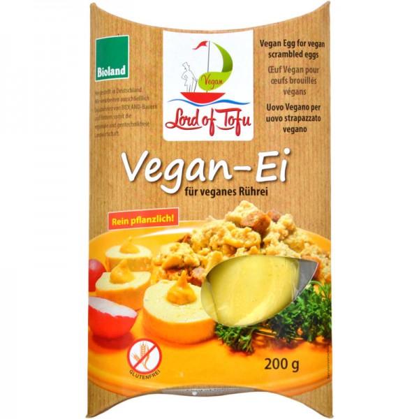Vegan-Eia für veganes Rühreia Bio, 200g - Lord of Tofu