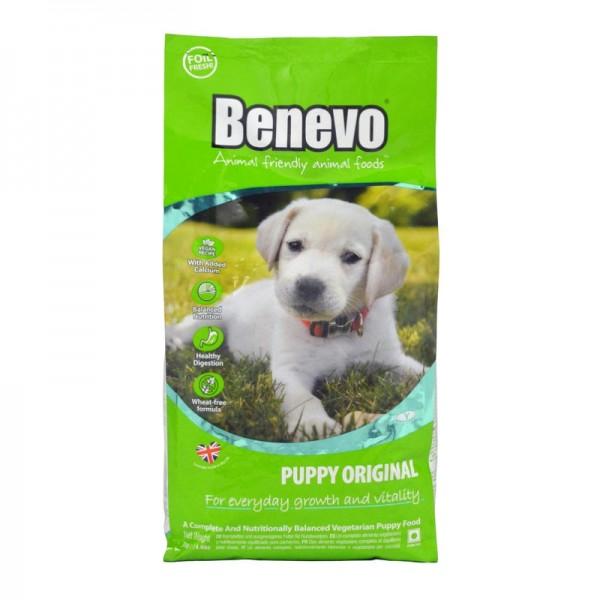 Puppy Original Trockenfutter für Welpen, 2kg - Benevo