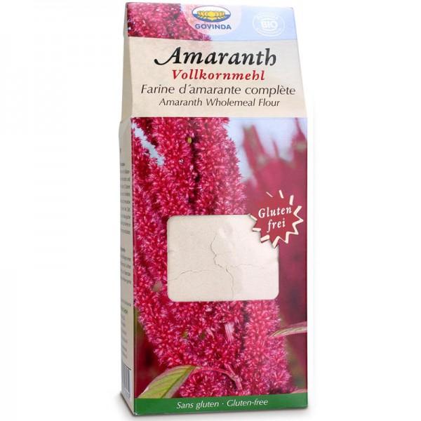 Amaranth Vollkornmehl Bio, 350g - Govinda
