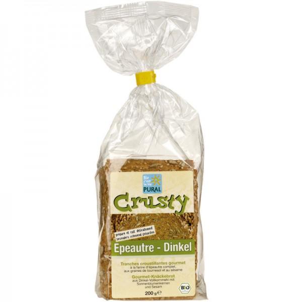 Crusty Dinkel Bio, 200g - Pural