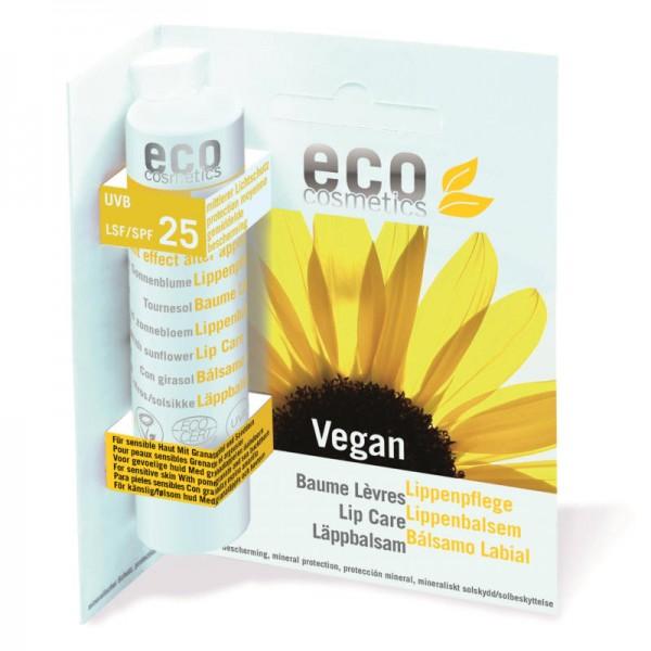 Lippenpflege LSF 25 sensible Haut, 4g - eco cosmetics