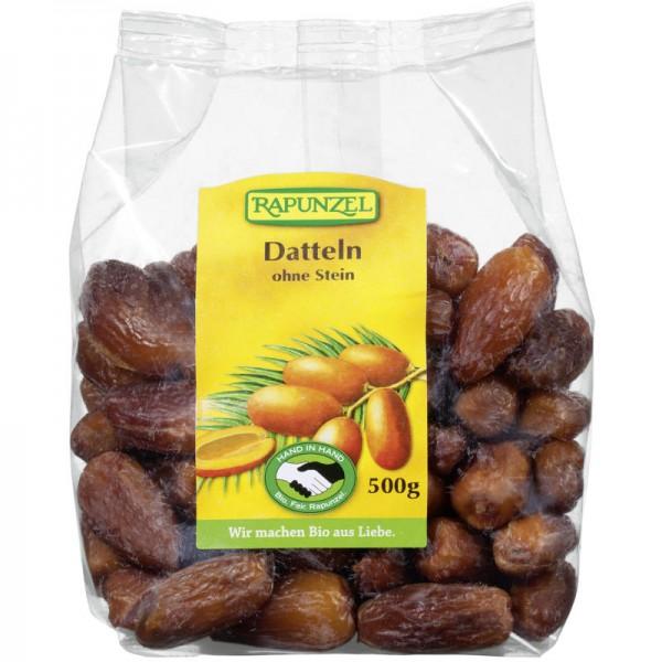Datteln ohne Stein Bio, 500g - Rapunzel