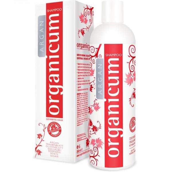 Argan-Shampoo für gefärbtes Haar, 350ml - Organicum