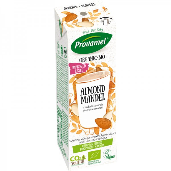 Mini Mandel Drink Bio, 250ml - Provamel