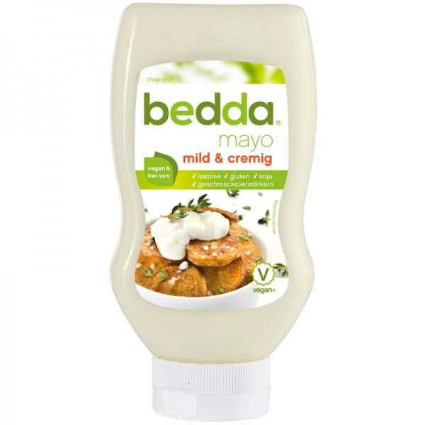 mayo mild & cremig in Squeezeflasche, 250g - bedda