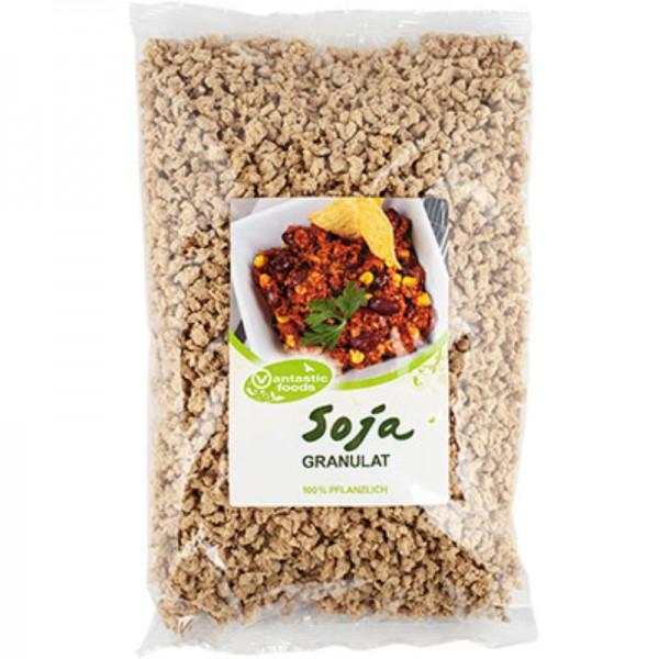 Soja Granulat, 1.5kg - Vantastic Foods