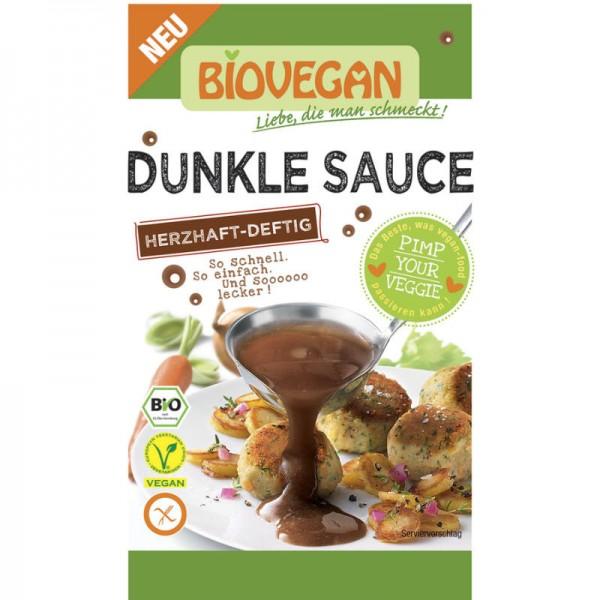 Dunkle Sauce Bio, 30g - Biovegan