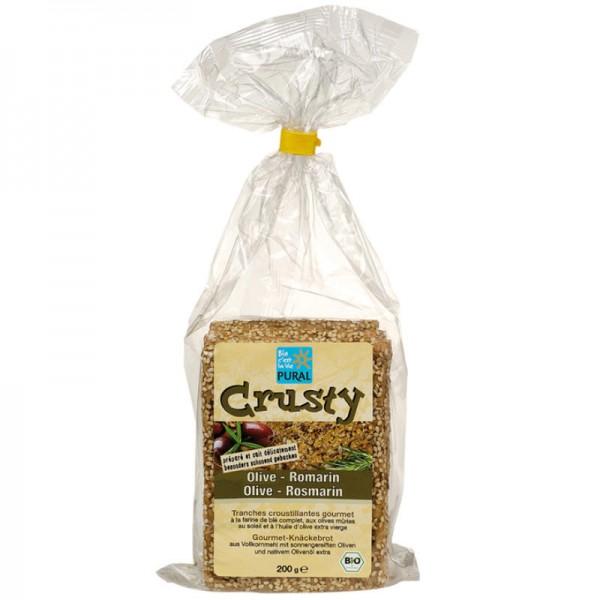 Crusty Olive - Rosmarin Bio, 200g - Pural