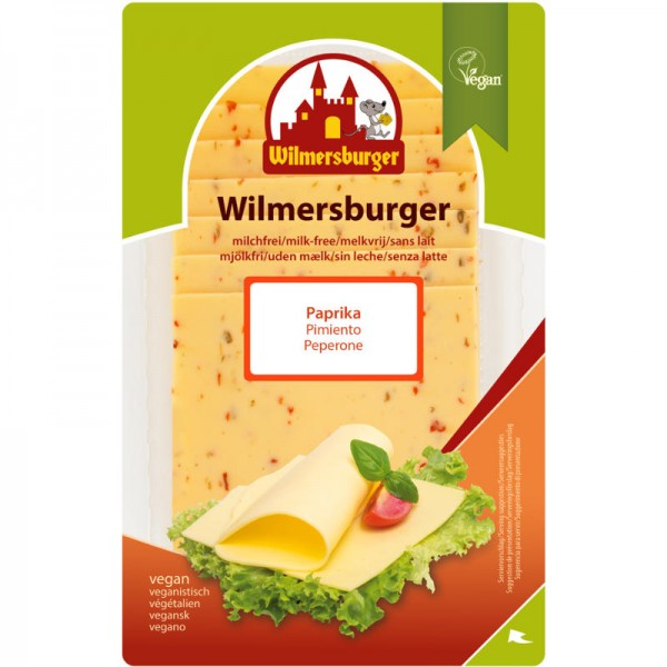 Scheiben Paprika, 150g - Wilmersburger