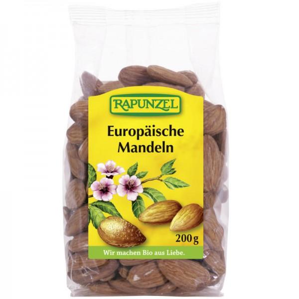 Europäische Mandeln Bio, 200g - Rapunzel