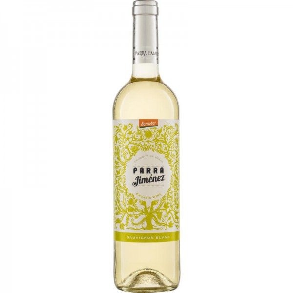 Sauvignon blanc Parra DO Demeter, 2018