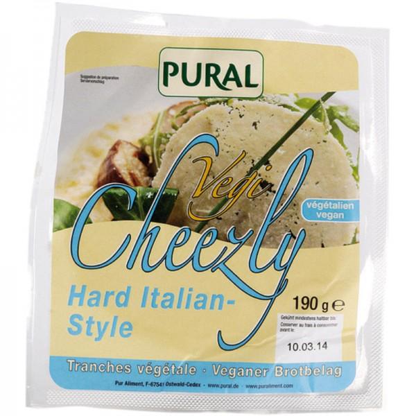 Vegi Cheezly Hard Italian-Style, 190g - Pural