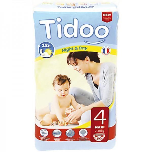 Tidoo Junior Windeln für Kinder von 7 bis 18 kg