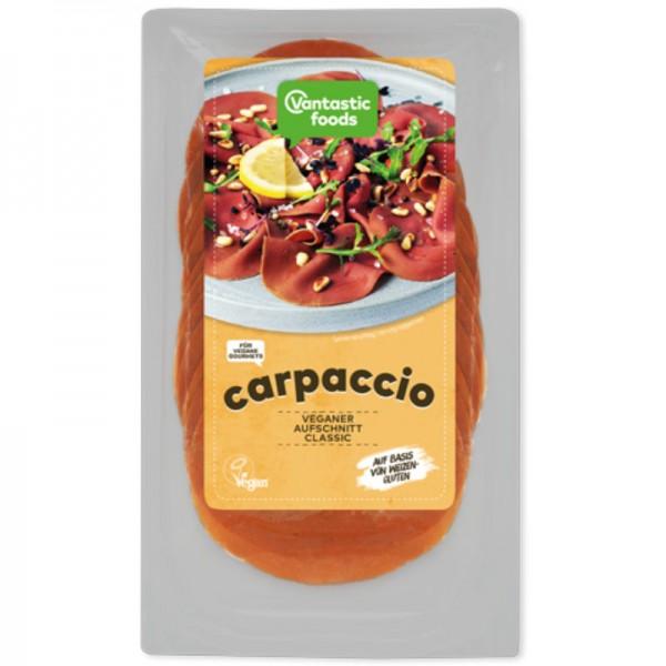 Carpaccio Classic Bio, 90g - Vantastic Foods