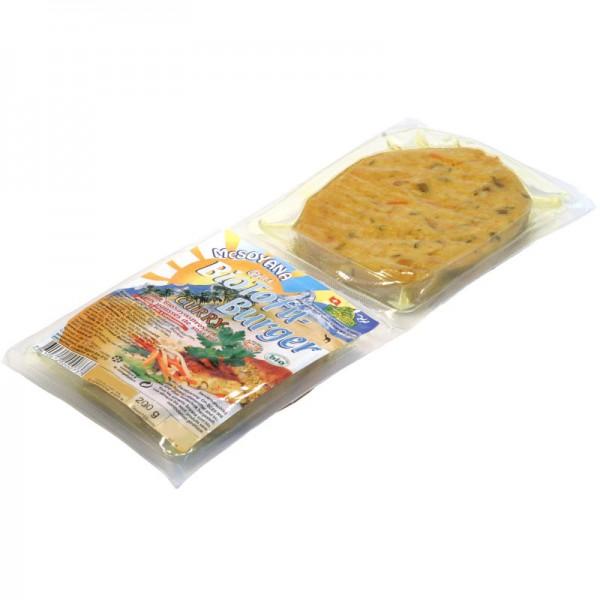 Tofuburger Curry McSoyana Bio, 200g - Soyana